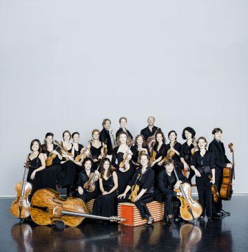 Amsterdam Sinfonietta Photo: Marco Borggreve