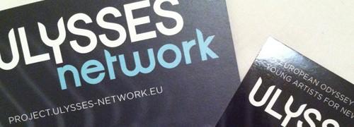 ULYSSES brochure and postcard
